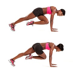 climber exercise